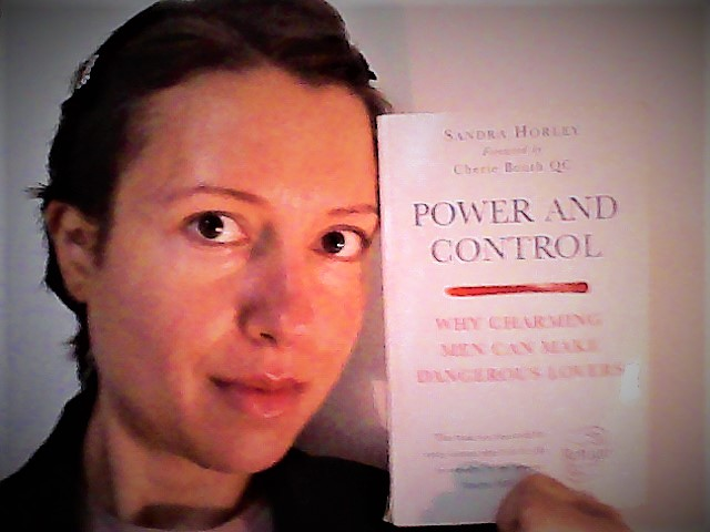 """#book review about domestice #violence """"Power and Control: Why Charming Men Can Make Dangerous Lovers"""" by Sandra Horley - Claire Samuel"""