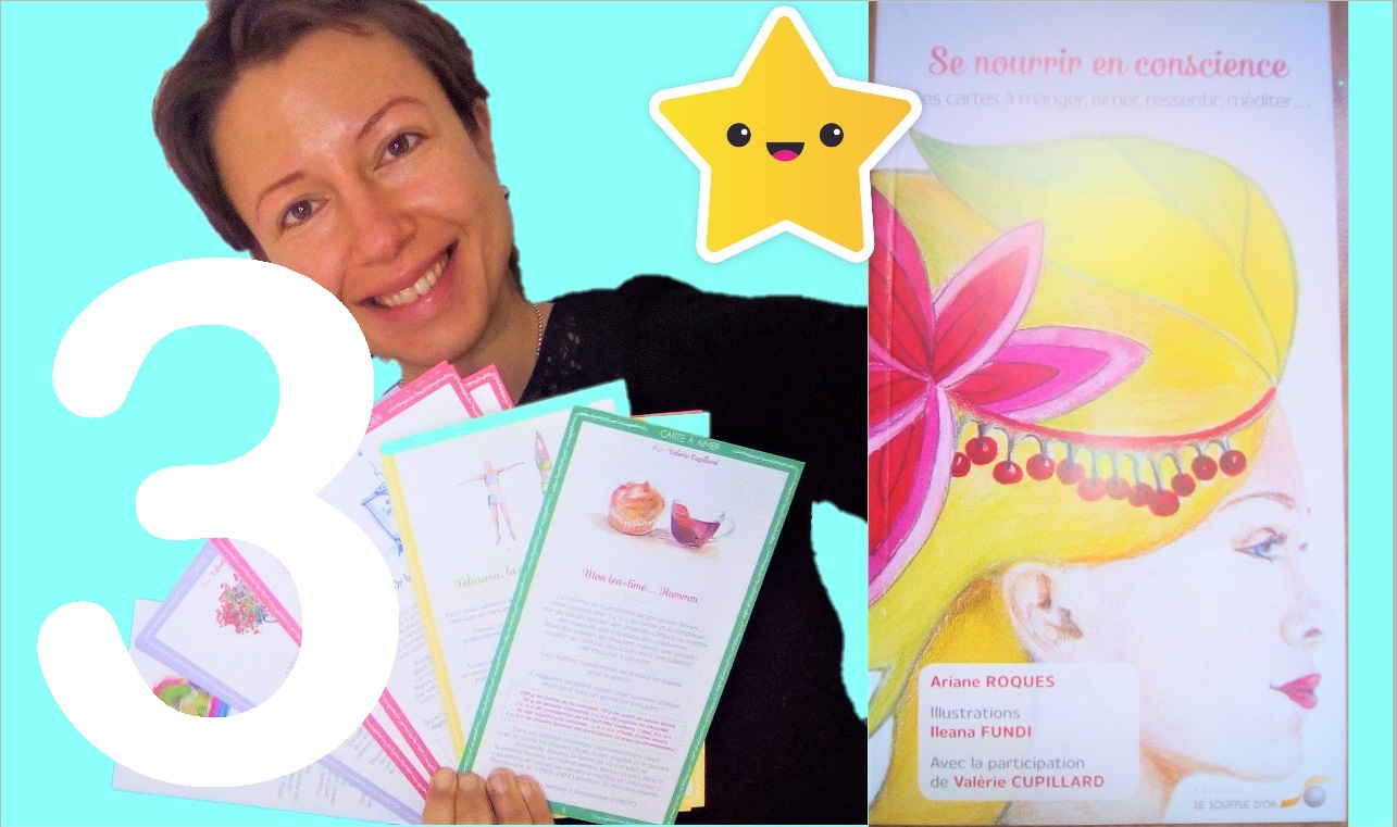 Holiday #gifts Series: Mindfulness eating cards - episode 3 - Claire Samuel
