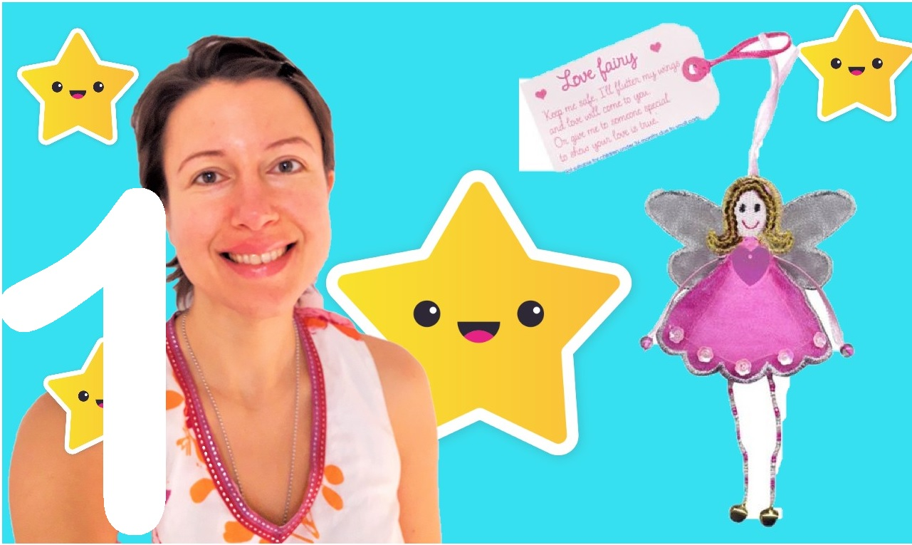 Holiday #gifts Series: Believe you can fairies - episode 1 - Claire Samuel