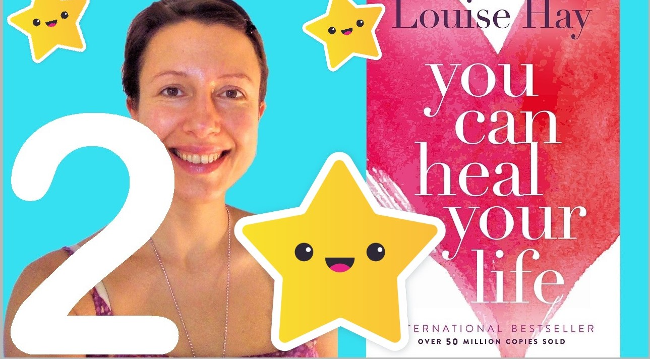 2017 Holiday #gifts Series: a nice book by Louise Hay to change someone's life - episode 2 - Claire Samuel