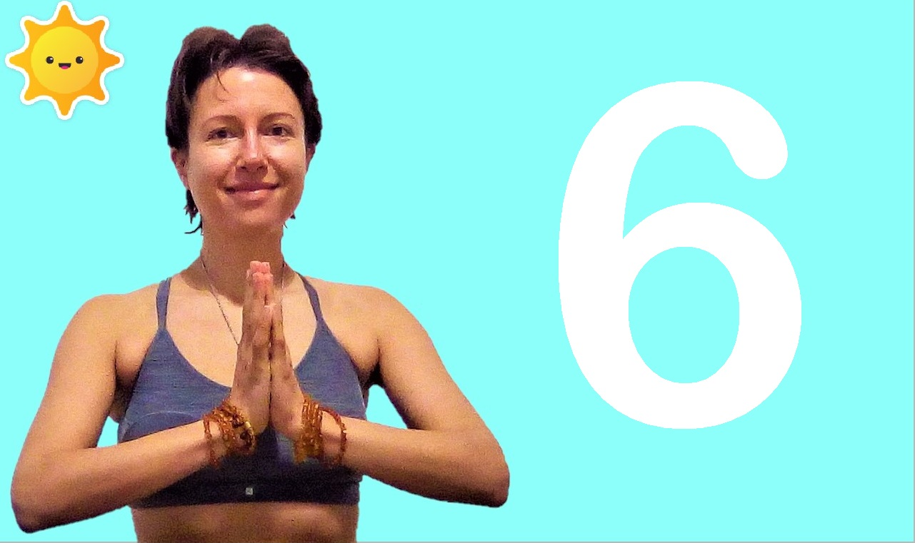 #meditation series: 8-day experiment - episode 6 by Claire Samuel