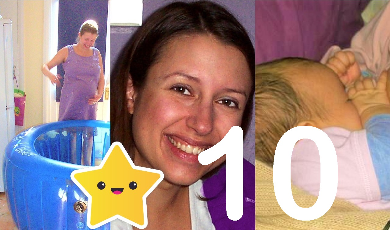 #homebirth series: is it possible to have a short labor? my hour-by-hour homebirth - episode 10 Claire Samuel