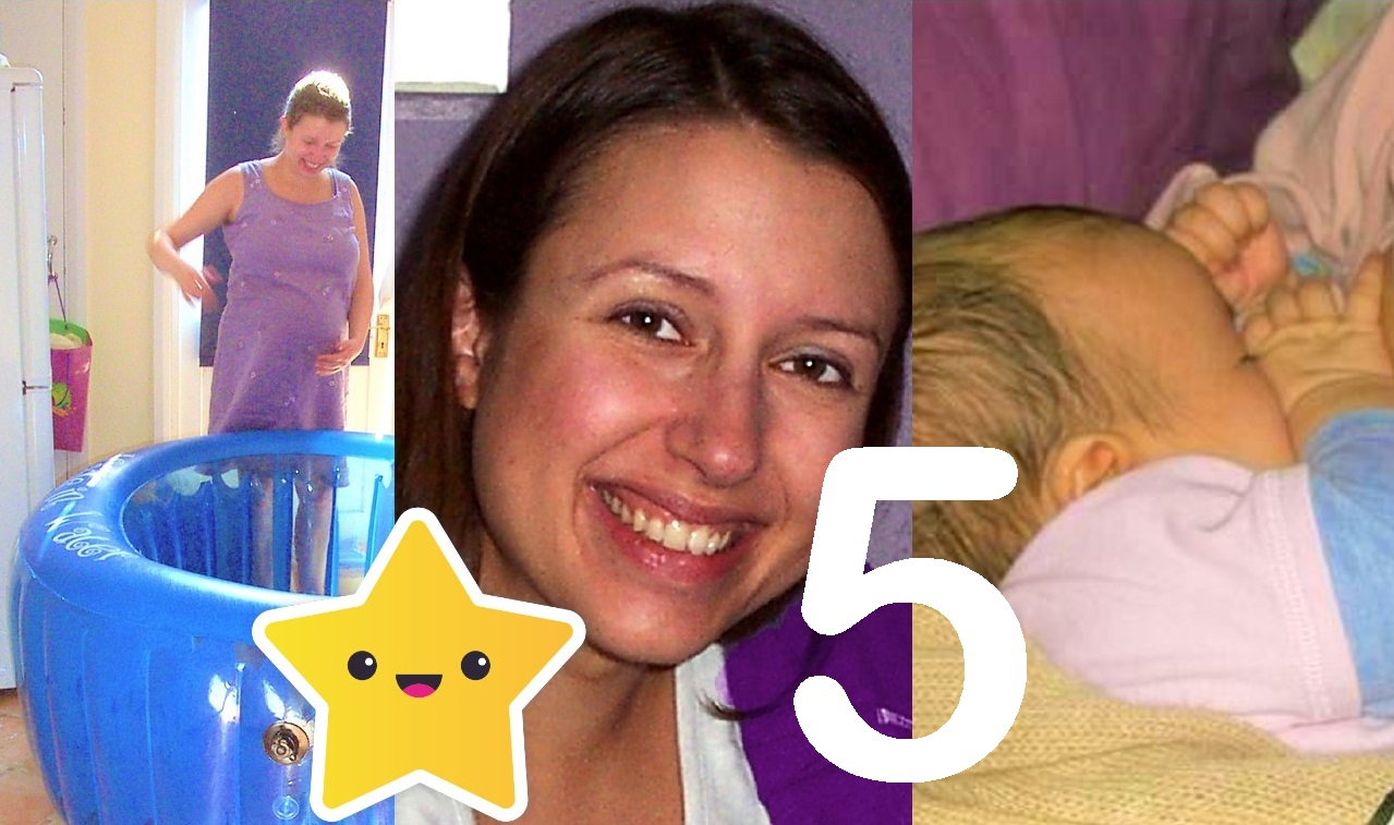 #homebirth series: the first days at home with baby - episode 5 Claire Samuel
