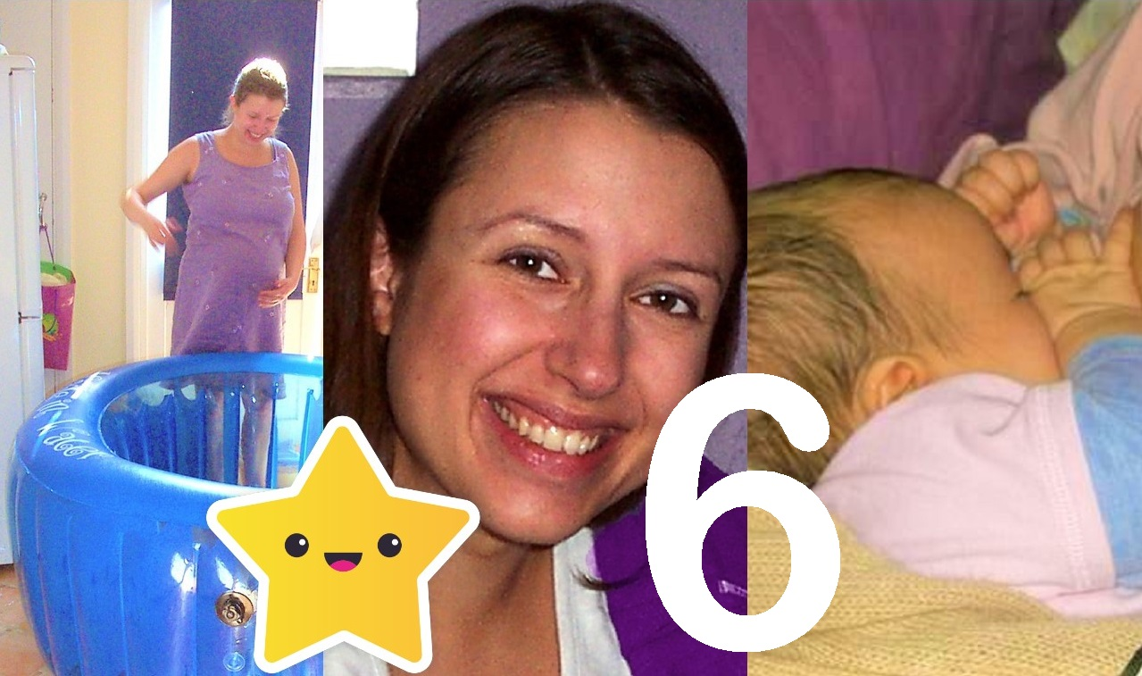 #homebirth series: how to make the most of your freedom of movement at home during #labor? - episode 6 Claire Samuel