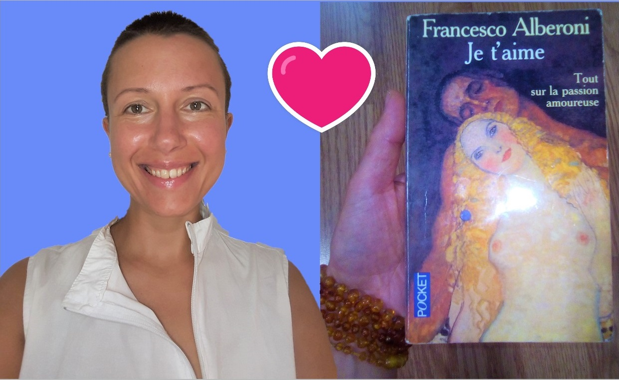 I love you, a beautiful book by Francesco Alberoni about #love and romantic passion Claire Samuel