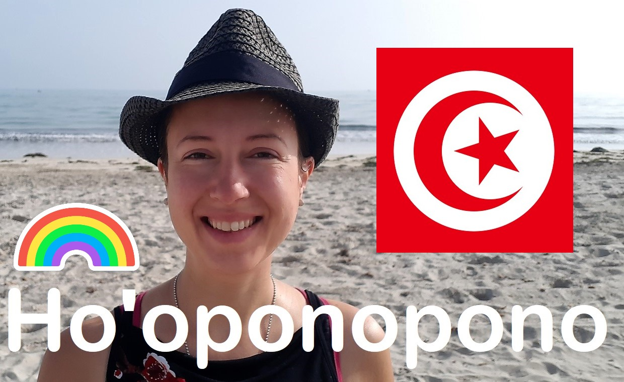 Tunisia my love I love you Please forgive me Thank you #Ho'oponopono