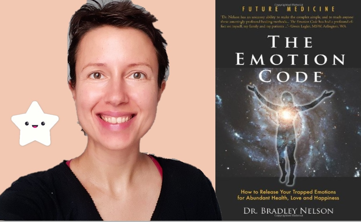 3 reasons to read The #Emotion Code to remove trapped emotions