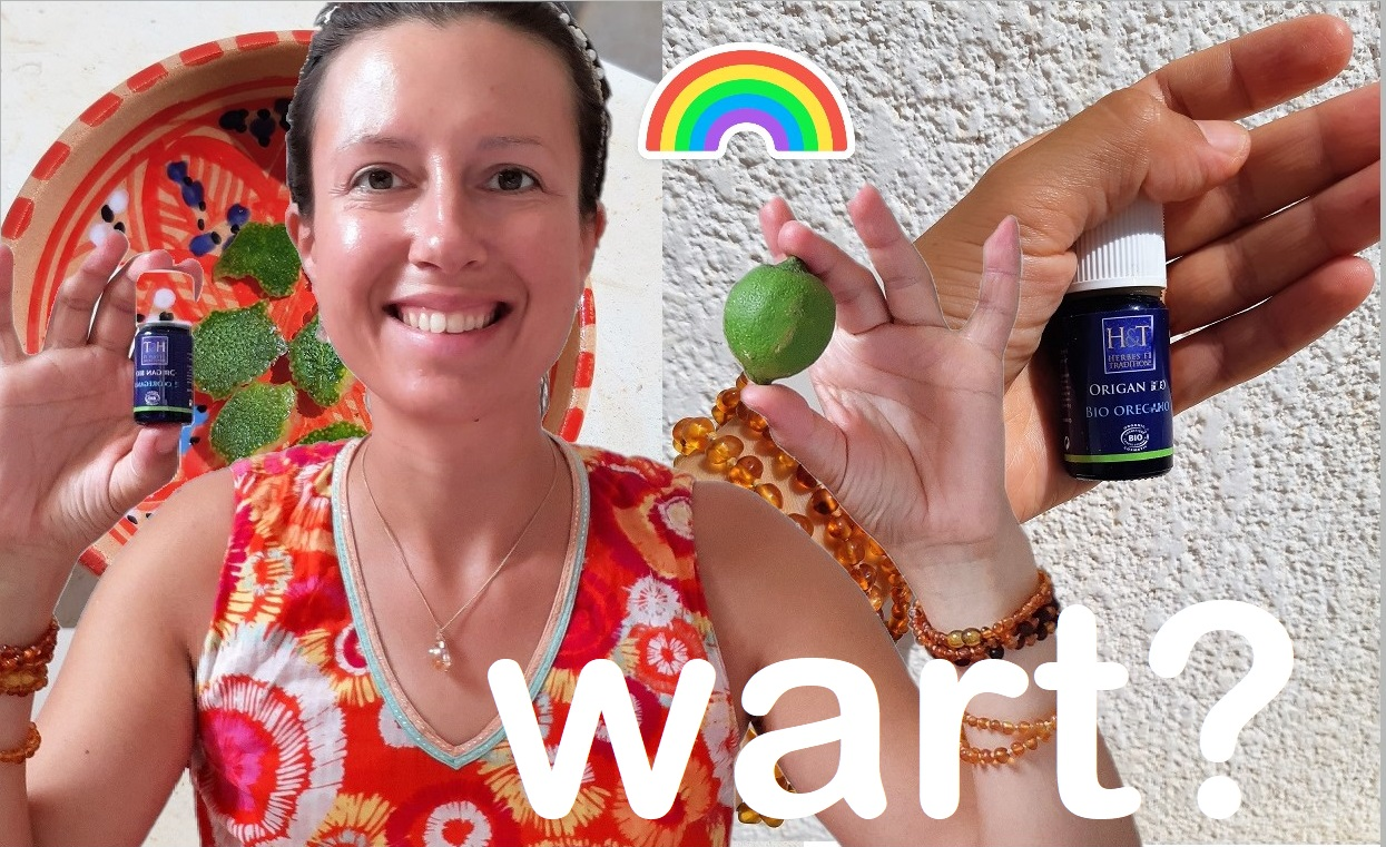 How to get rid of feet #warts ? 2 natural solutions