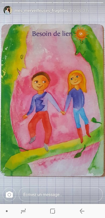 My Inner Child healing journey and interview with Nathalie #innerchild