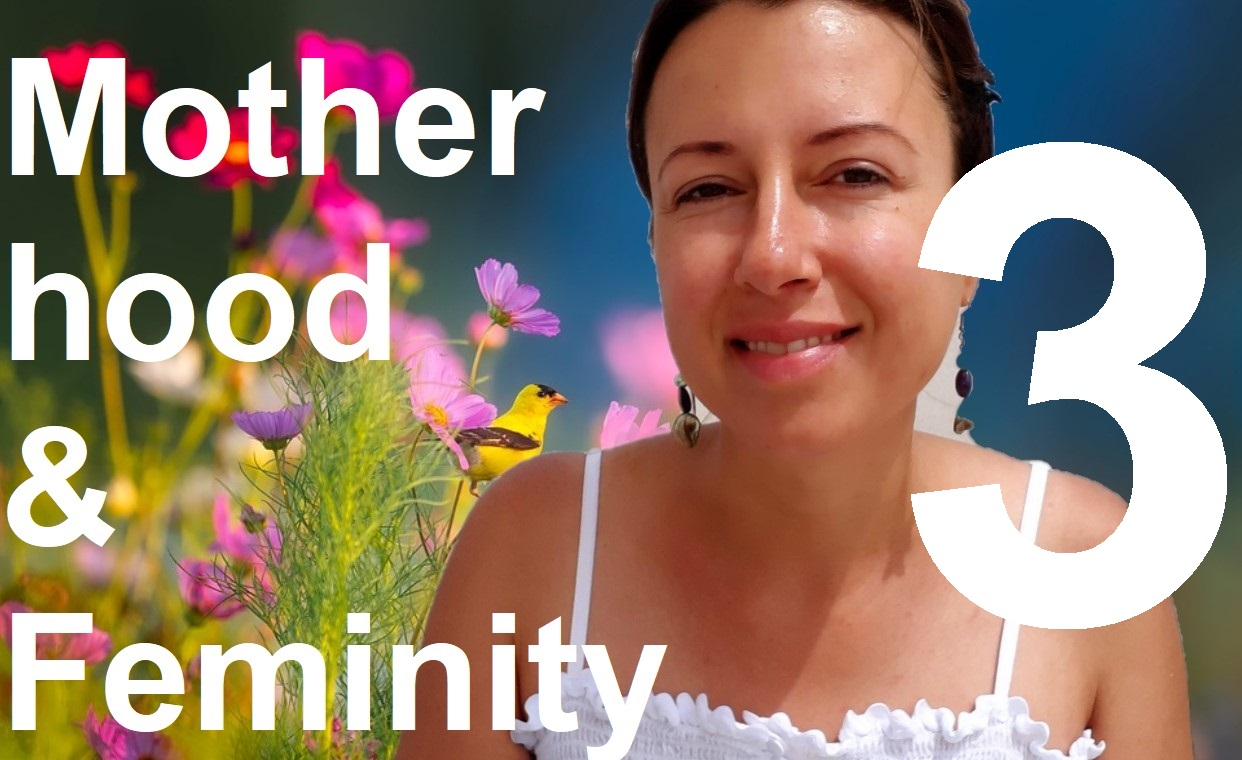 I don't want to be a scruffy #mother! - Motherhood and Femininity Series Ep. 3