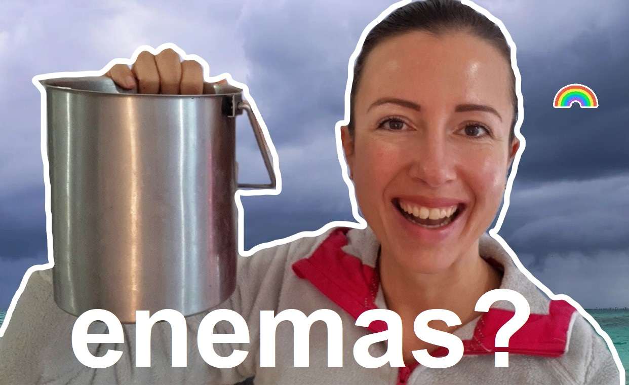 Shall I do #enemas or not? deep colon cleansing