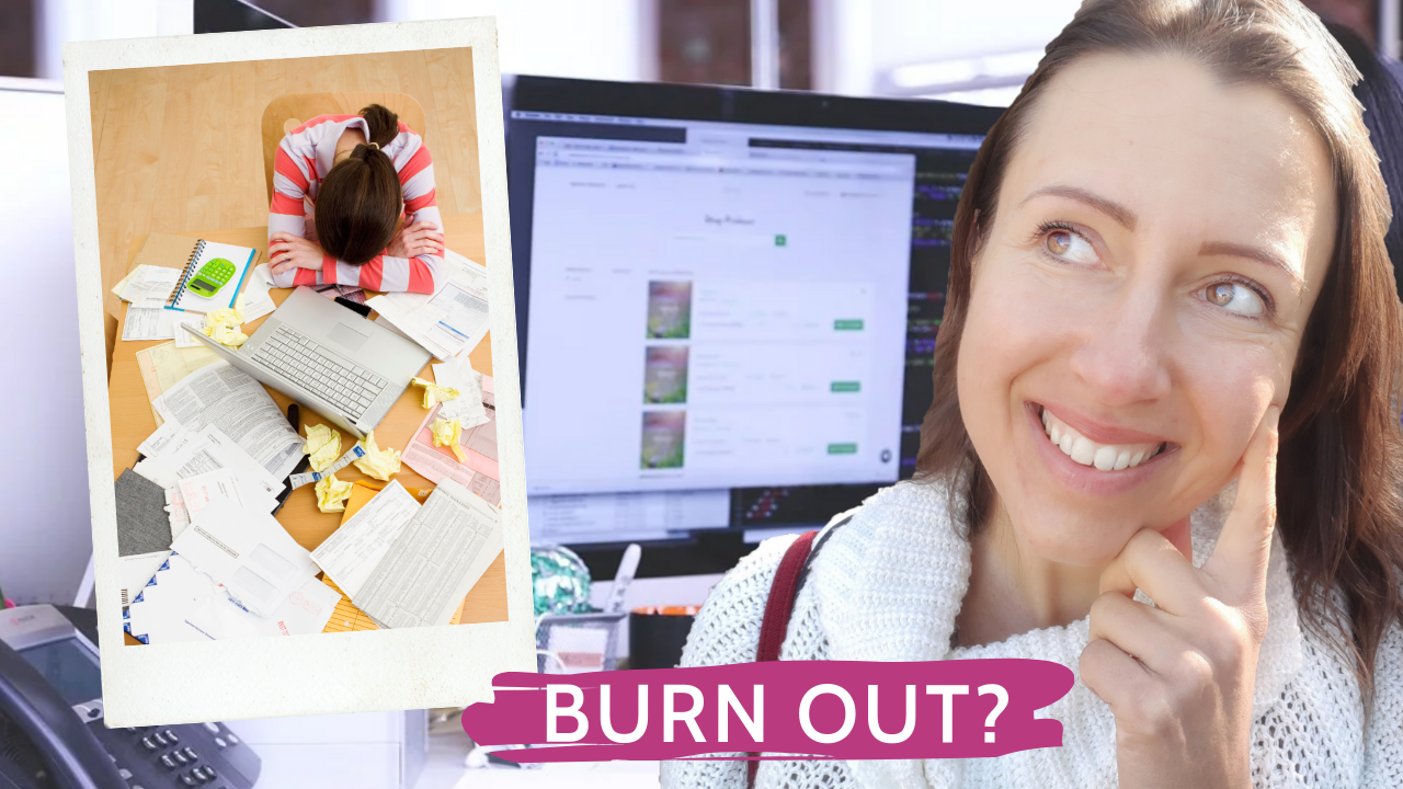 Burn out the limit and how to avoid physical and mental exhaustion my friend my sister