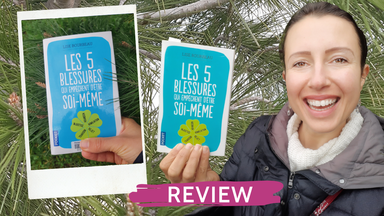Lise Bourbeau tHe five wounds book review