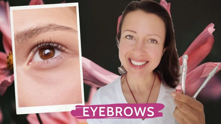 Eyebrows when they are very thin and review of the Benefit eyebrows pencils to make it look fuller