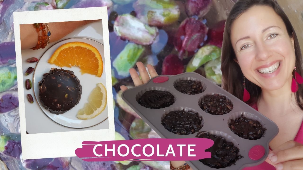 How to get raw chocolate in less than 3 hours