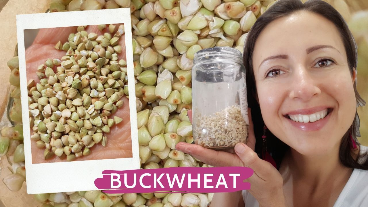 How to get the ultimate sprout with buckwheat?