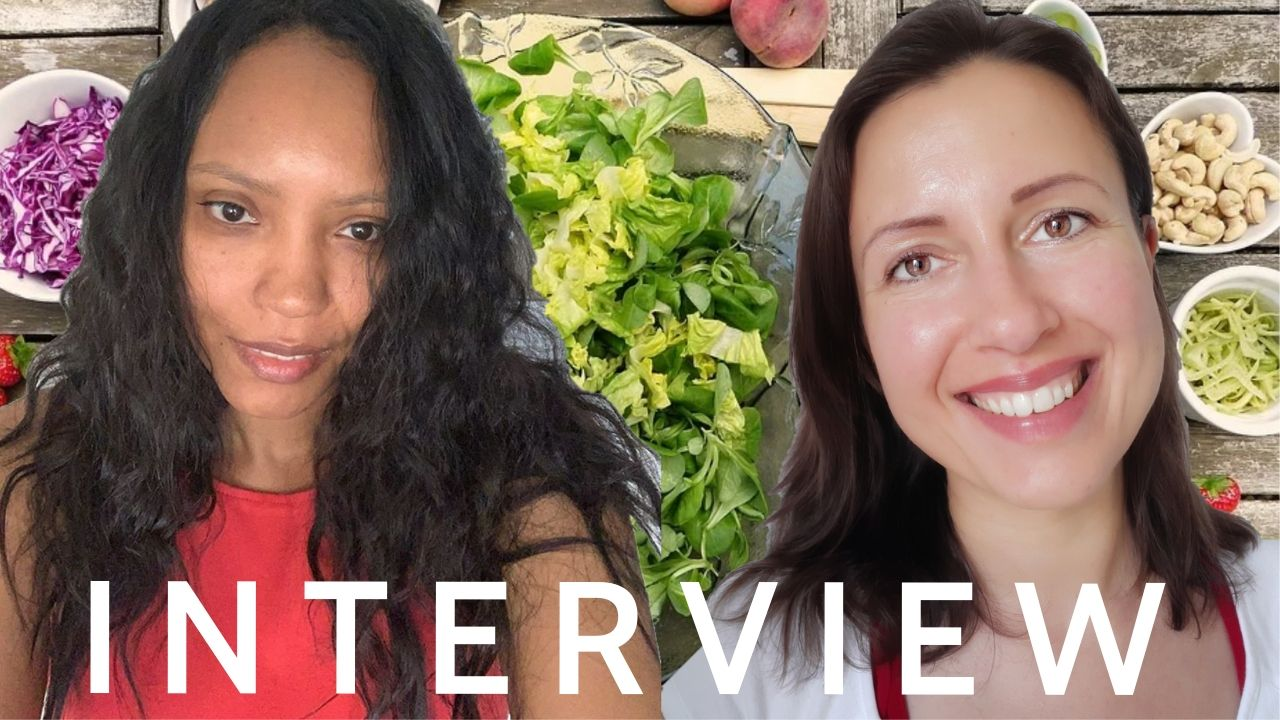 Interview of Jenny or castor oil and vegan pregnancy