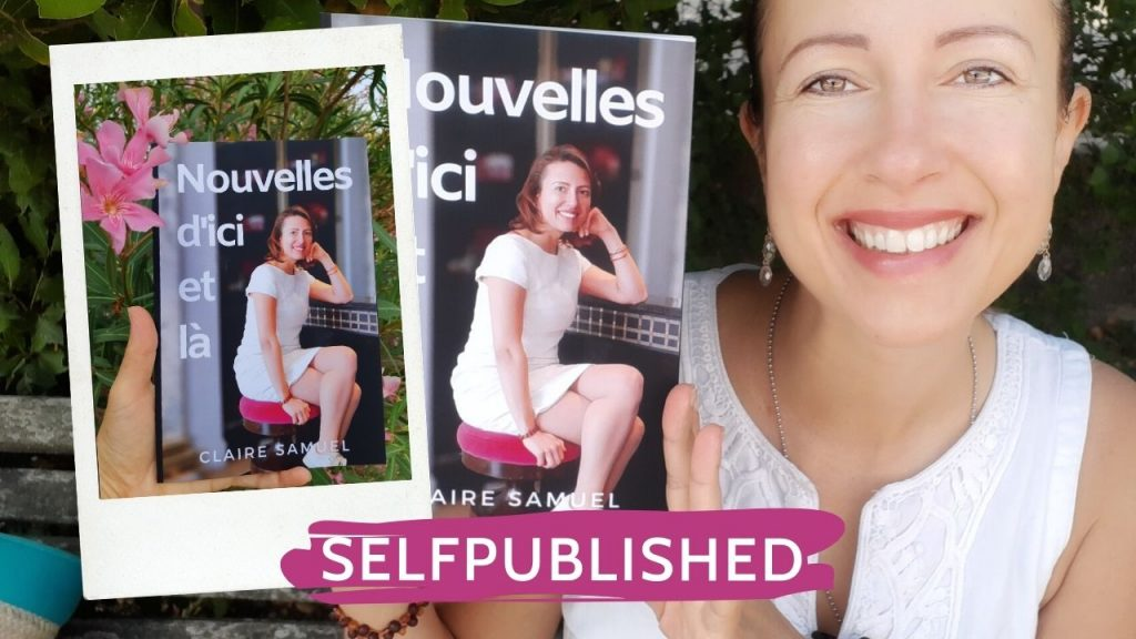 Why a self-published book is the best thing