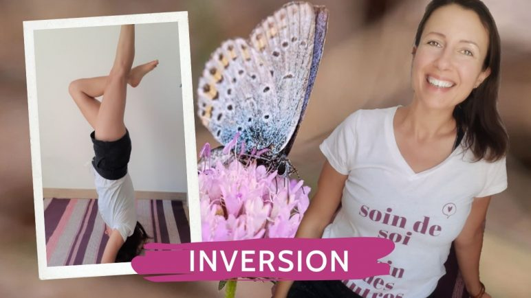 How to do an inversion or headstand