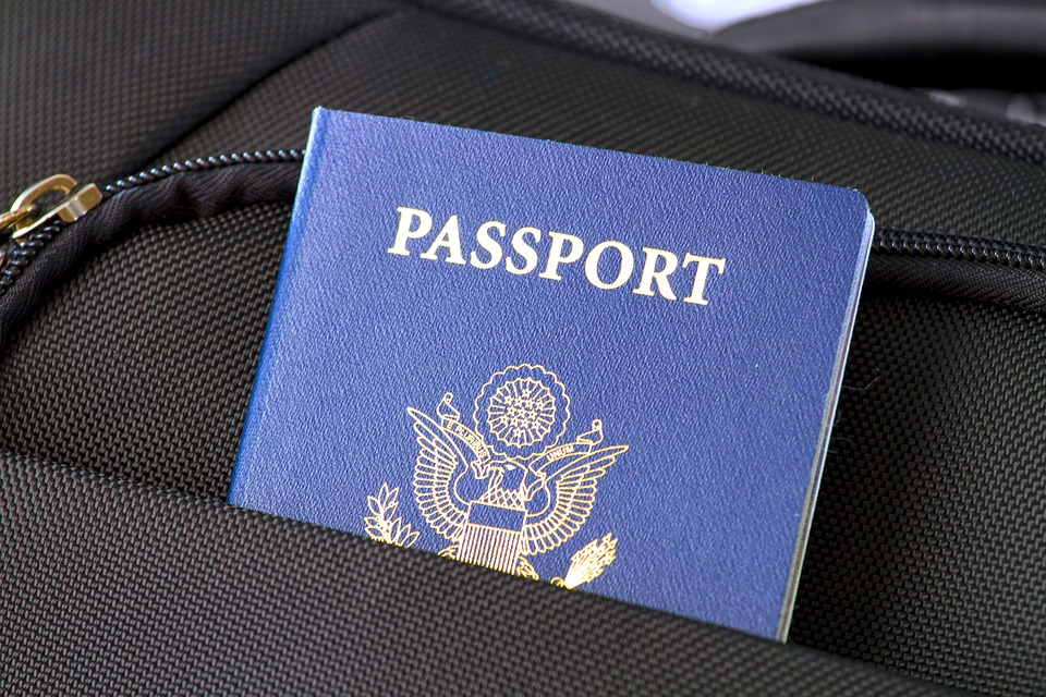 Why is a visa required only one one side of the border? We are one family peace