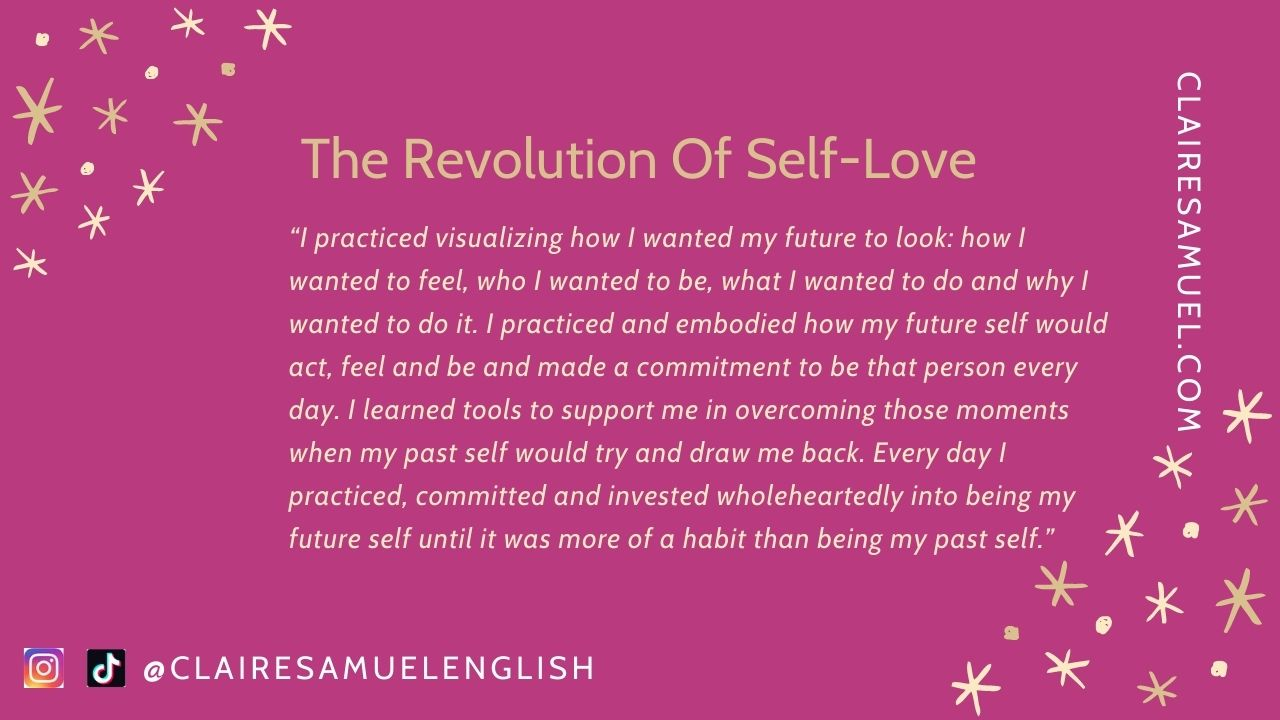 The Revolution Of Self-Love