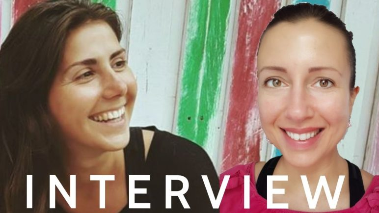 How yoga changed my life or interview with Sarah