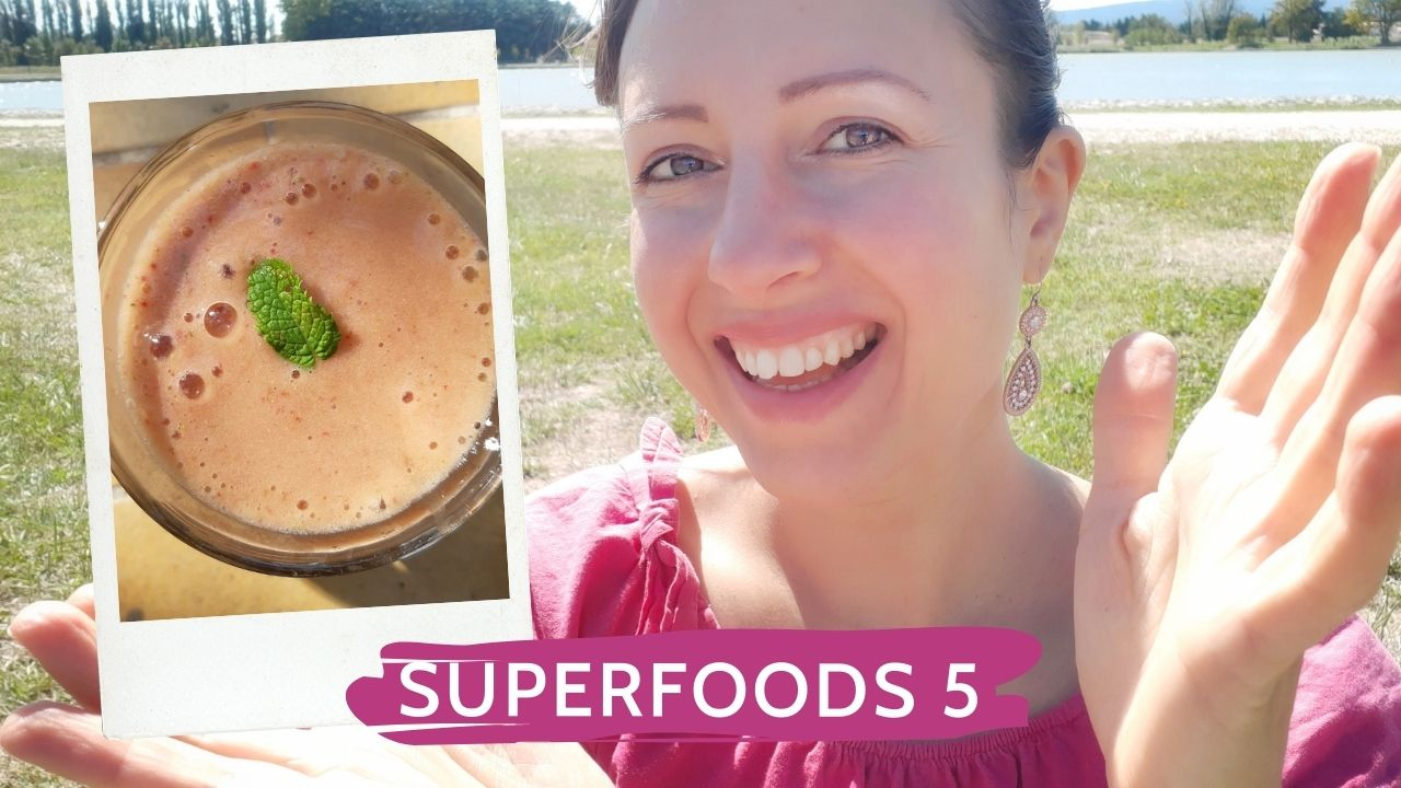 Libido strength and maca or Superfoods Series episode 5