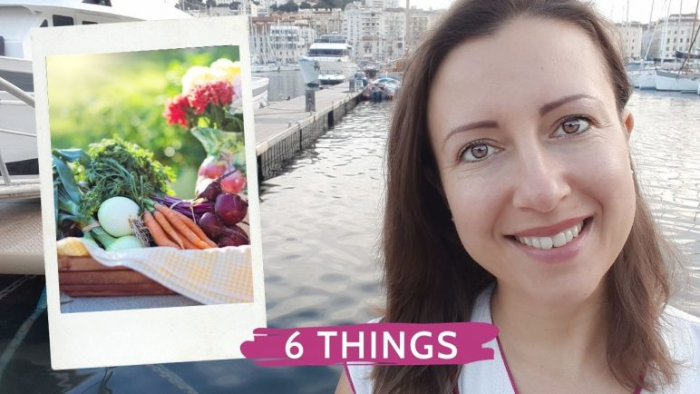 The 6 things I eat