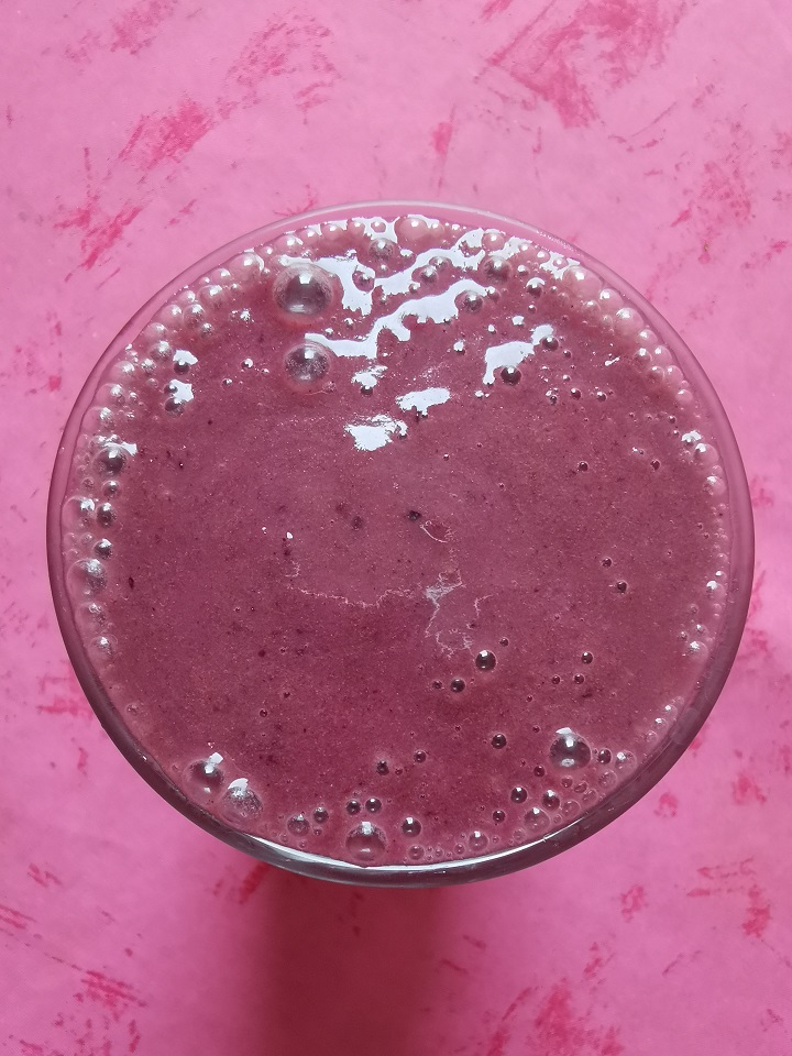 My purple protein delight or Superfoods Series episode 7