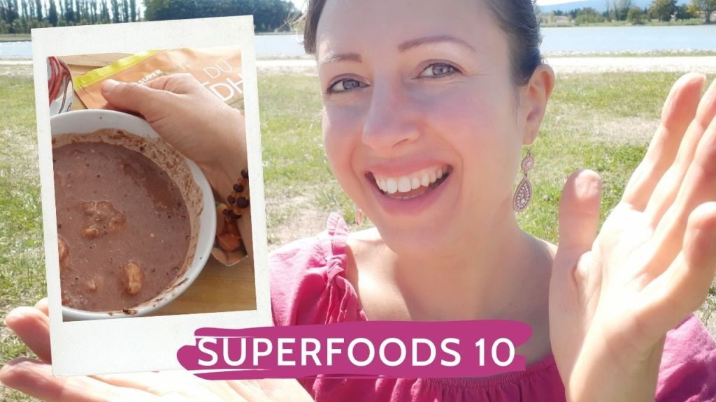Ready-made mix or Superfoods Series episode 10