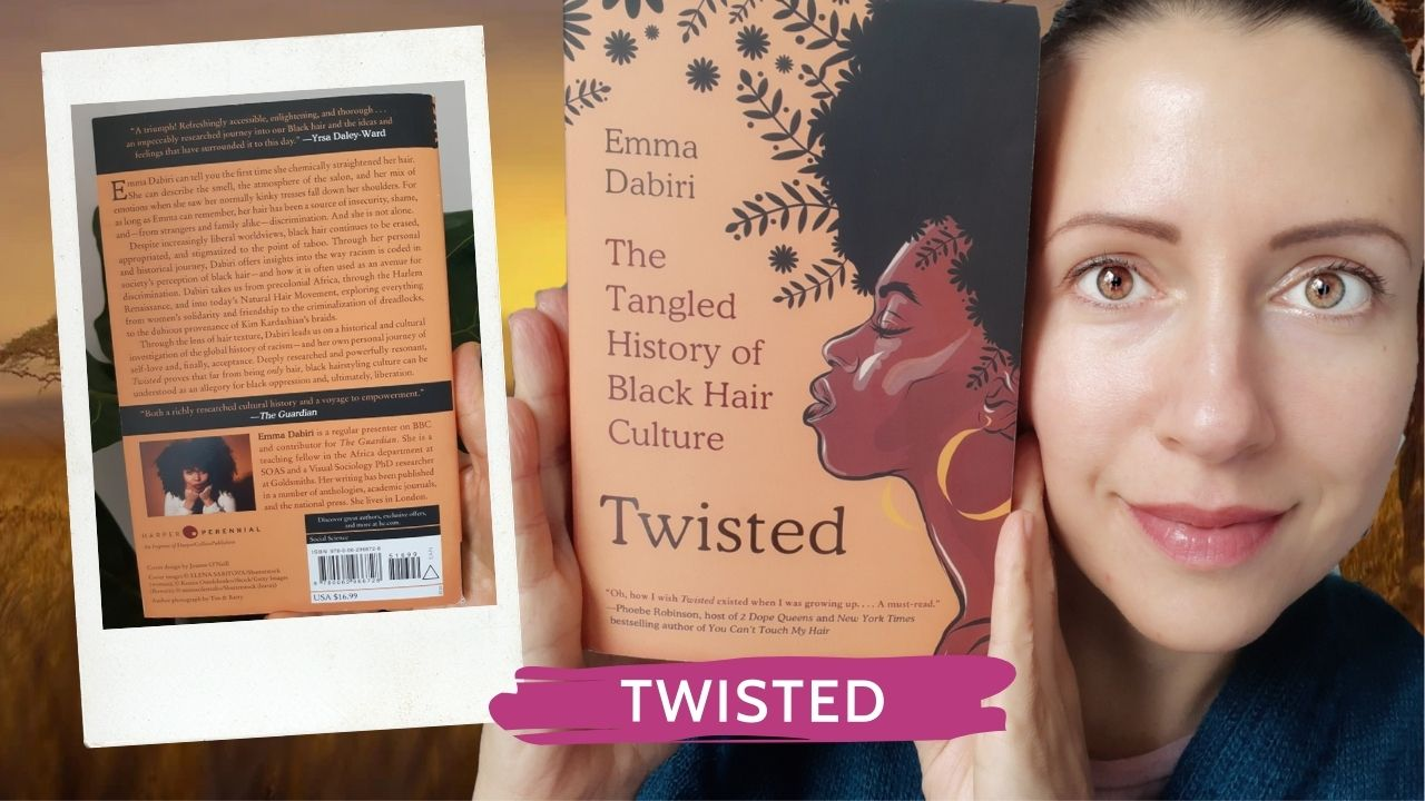 Book review Twisted by Emma Dabiri