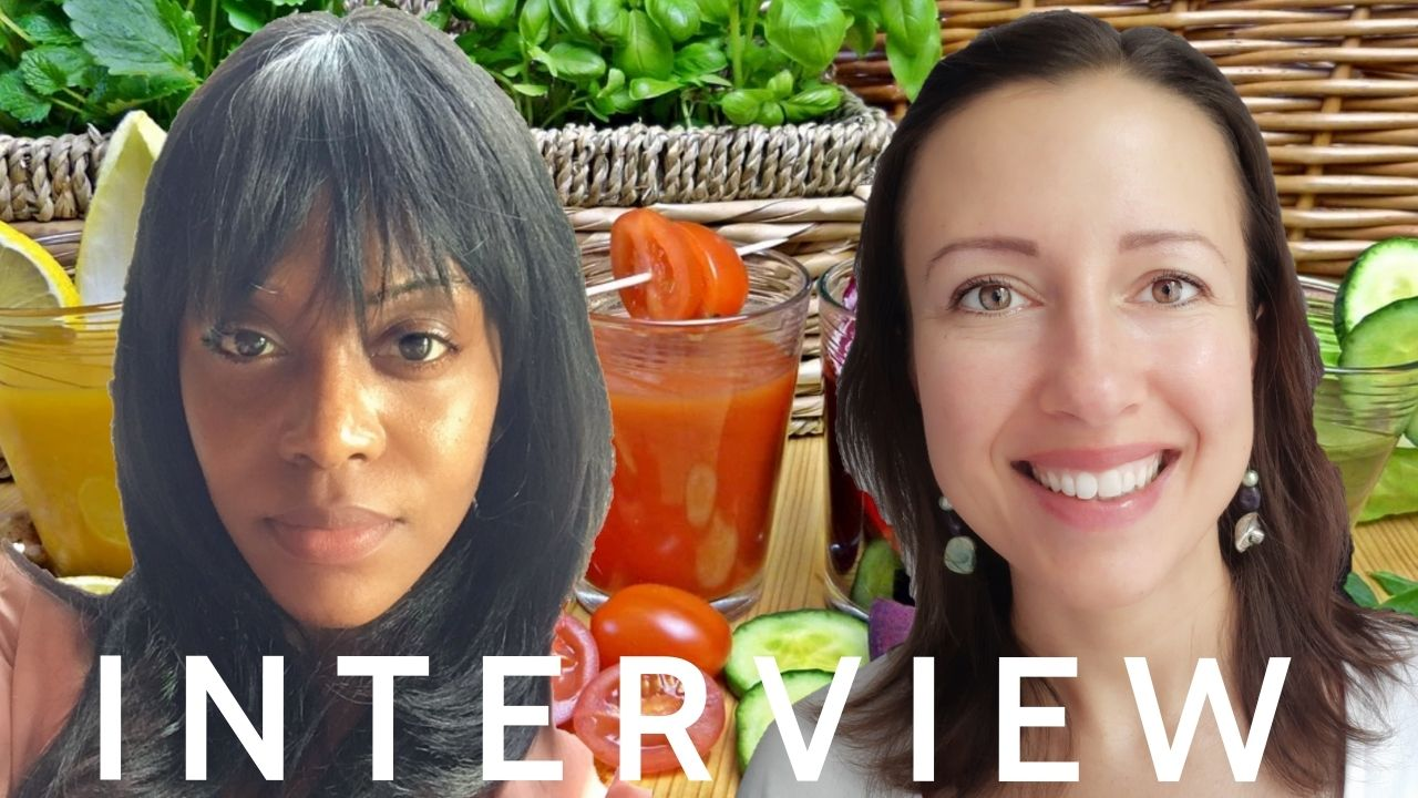 The Forgotten Secret of Glowing Skin or Interview of Alizé from Journey Juice