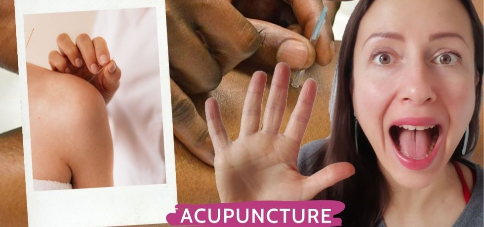 I've tested acupuncture!