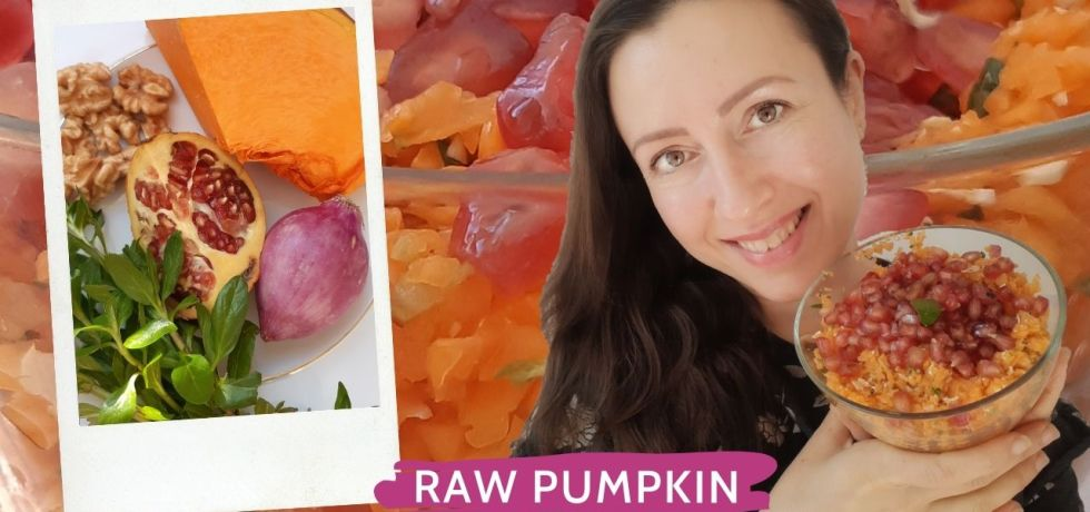 Eating raw pumpkin?