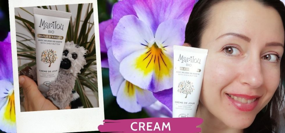 Organic inexpensive face cream with shea butter