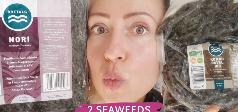 Seaweed to always have at home
